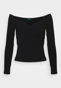 Guess - SONAY - Long sleeved top - jet black - 5