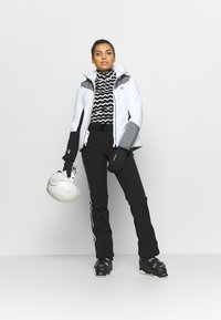 Luhta - HAAPALA - Snow pants - black - 1