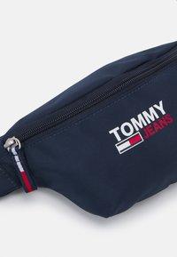 Tommy Jeans - CAMPUS BUMBAG - Bum bag - blue - 3
