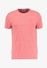 Tommy Jeans - ORIGINAL TRIBLEND REGULAR FIT - T-shirt basique - formula one - 4