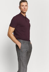 Tommy Hilfiger Tailored - SLIM FIT SEPARATE PANT - Suit trousers - grey - 3