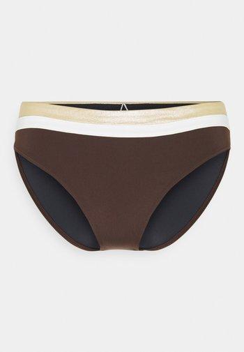 Bikini bottoms - colors of luxor