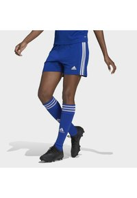 adidas Performance - SQUADRA - Sports shorts - royblu/white - 0