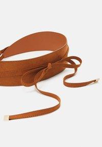 Anna Field - Waist belt - cognac - 3