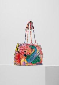 Desigual - DESIGNED BY MARIA ESCOTÉ: - Handbag - red - 2