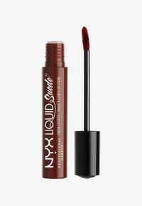 Nyx Professional Makeup - LIQUID SUEDE CREME LIPSTICK - Liquid lipstick - 23 club hopper - 0