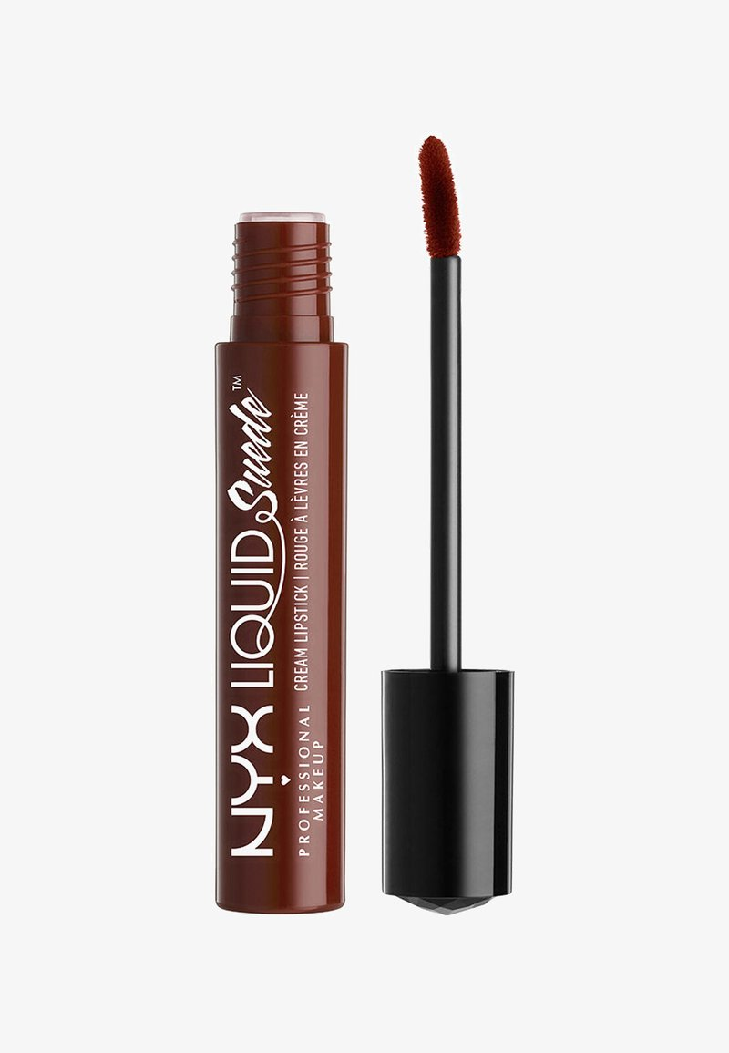 Nyx Professional Makeup - LIQUID SUEDE CREME LIPSTICK - Liquid lipstick - 23 club hopper