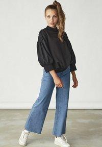 LMTD - Long sleeved top - black - 0