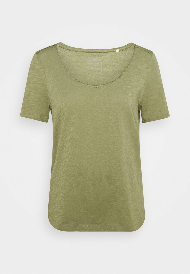 Marc O'Polo - Basic T-shirt - khaki