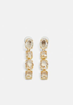 DAUPHINE LONG EAR - Earrings - champagne