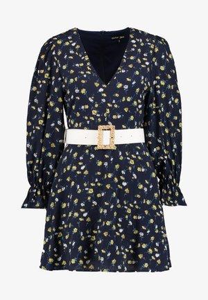 ONE MINI DRESS - Day dress - navy
