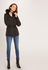 Morgan - Down jacket - black - 1