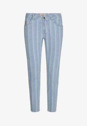 Slim fit jeans - indigo stripe