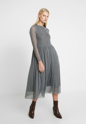 SURI DRESS - Day dress - silver blue