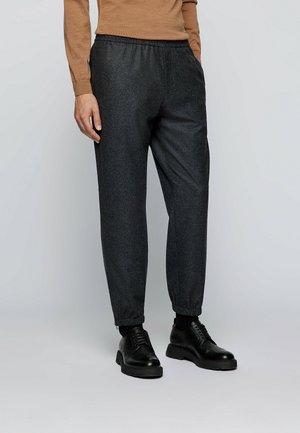 FILIPP - Tracksuit bottoms - dark grey