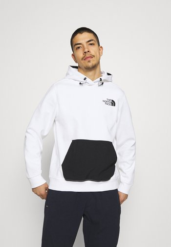 TECH HOODIE - Sweatshirt - white