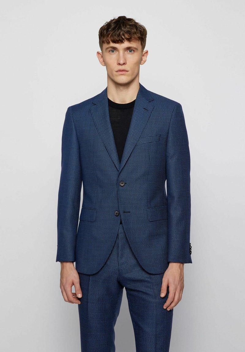 BOSS - JESTOR - Veste de costume - open blue