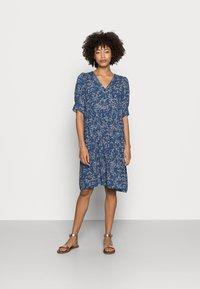 Esprit - DRESS - Day dress - navy - 0