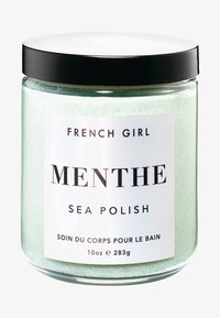 French Girl - MINT SEA POLISH - SMOOTHING TREATMENT - Body scrub - - - 0