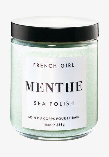 MINT SEA POLISH - SMOOTHING TREATMENT - Body scrub - -