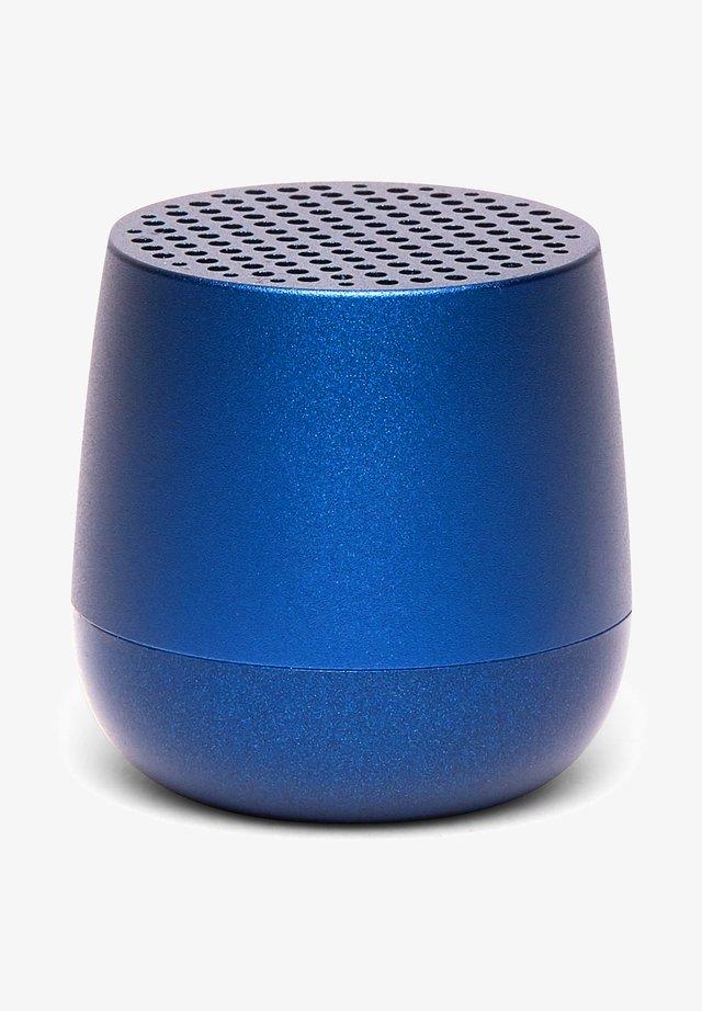 MINO  - Speaker - blau