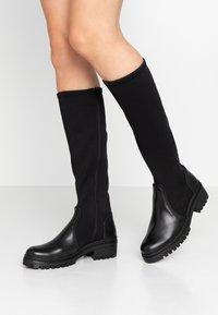 Unisa - IMPU - Boots - black - 0