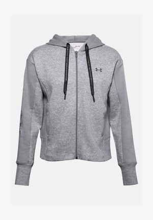 RIVAL - Zip-up hoodie - steel medium heather
