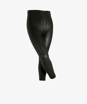 ACTIVE WARM - Leggings - Stockings - anthra mel