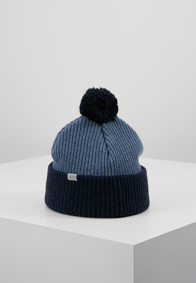 BEAKER UNISEX - Gorro - blue illusion