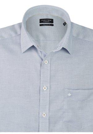 MODERNES CITY - Long sleeved top - blau