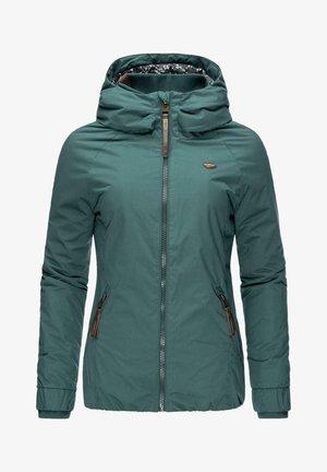 DIZZIE WINTER - Winter jacket - dark green