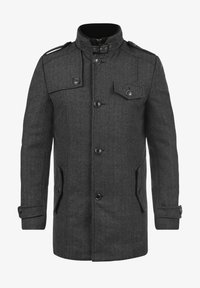 INDICODE JEANS - BRANDAN - Short coat - dark coal - 3