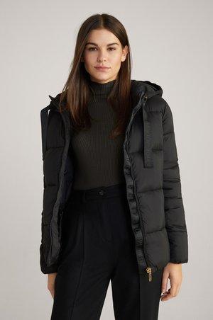 OPRAH - Winter jacket - schwarz