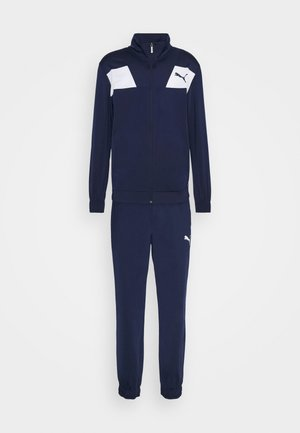 TECHSTRIPE TRICOT SUIT - Survêtement - peacoat