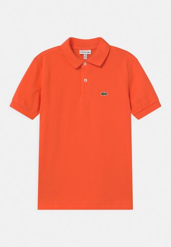 Polo shirt - gariguette strawberry