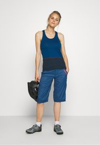 ION - TANK SEEK - Sports shirt - ocean blue - 1