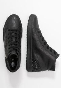 Geox - BLOMIEE - Sneakers high - black - 3
