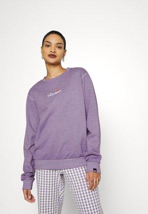 SAPPAN - Bluza - purple