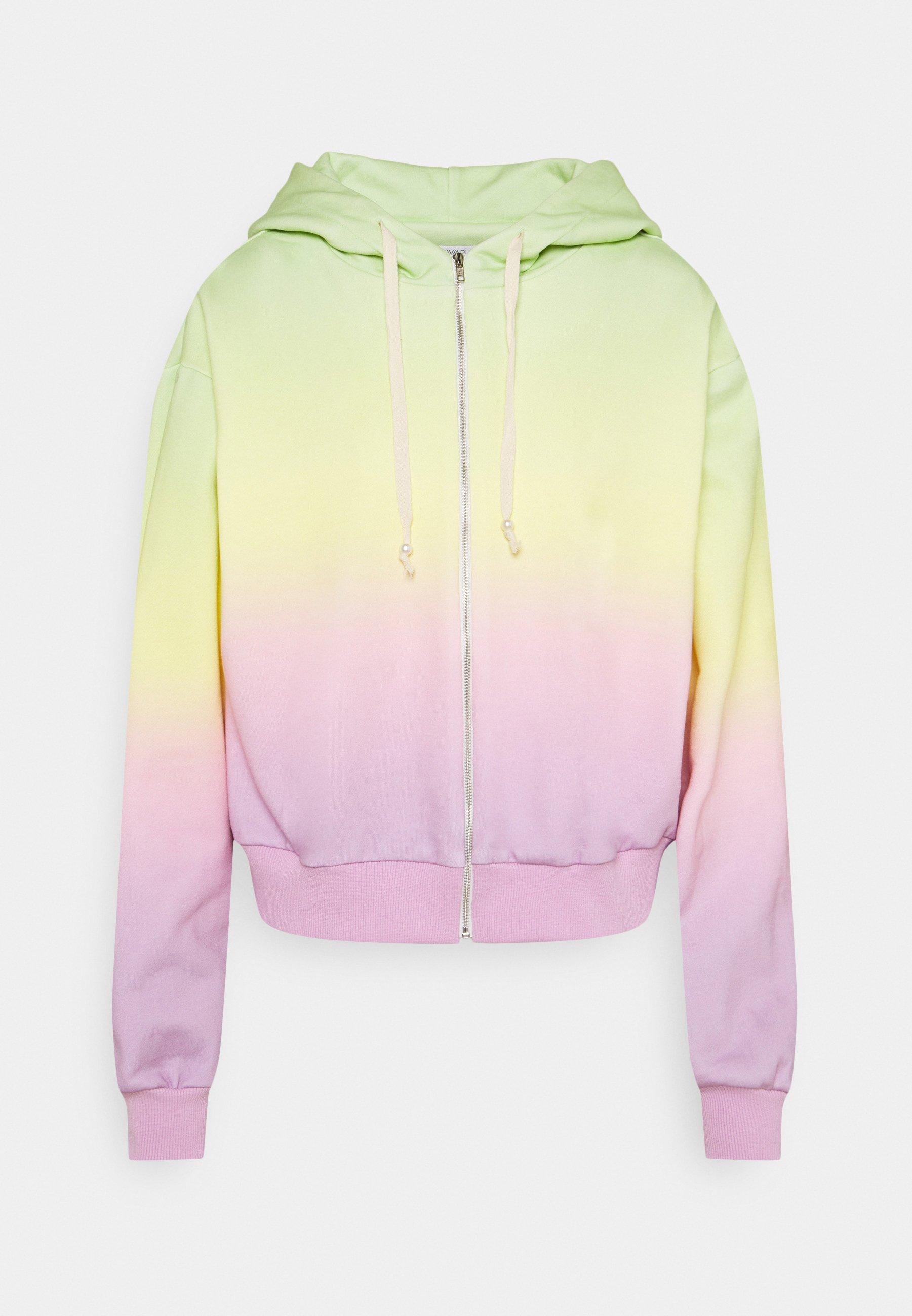 Women FLO - Zip-up sweatshirt