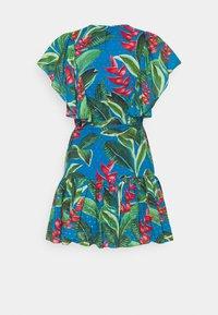 Farm Rio - DREAM GARDEN MINI DRESS - Day dress - multi - 7