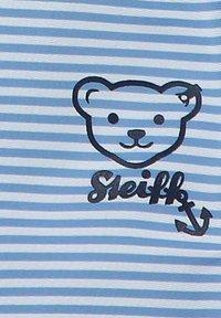 Steiff Collection - STEIFF COLLECTION UV SHIRT MIT UV-SCHUTZ - Rash vest - forever blue - 3