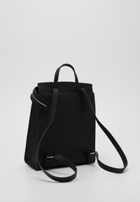 Calvin Klein - DRESSED BUSINESS BACKPACK - Rucksack - black - 3