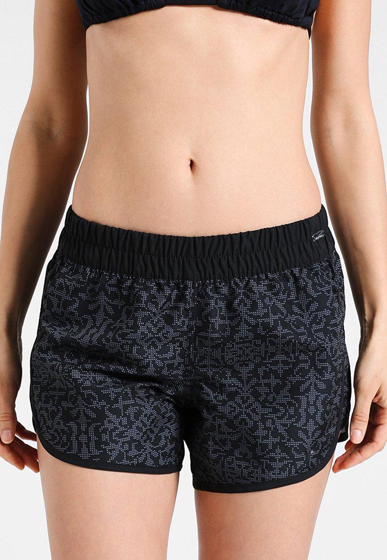 Venice Beach - TIME - Bikini bottoms - black