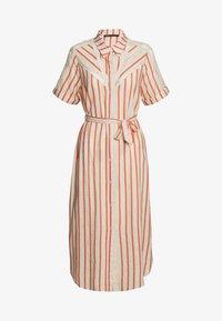 Expresso - FRAUKE - Shirt dress - sand - 0