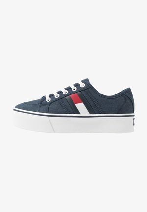 FLATFORM FLAG  - Trainers - twilight navy