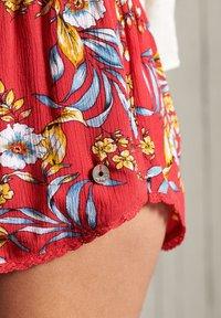 Superdry - Swimming shorts - red hawaiian - 2