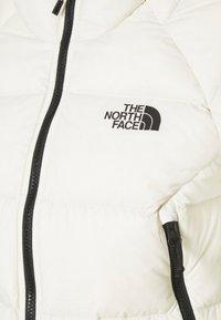 The North Face - HYALITE HOODIE - Dunjakke - vintage white - 6