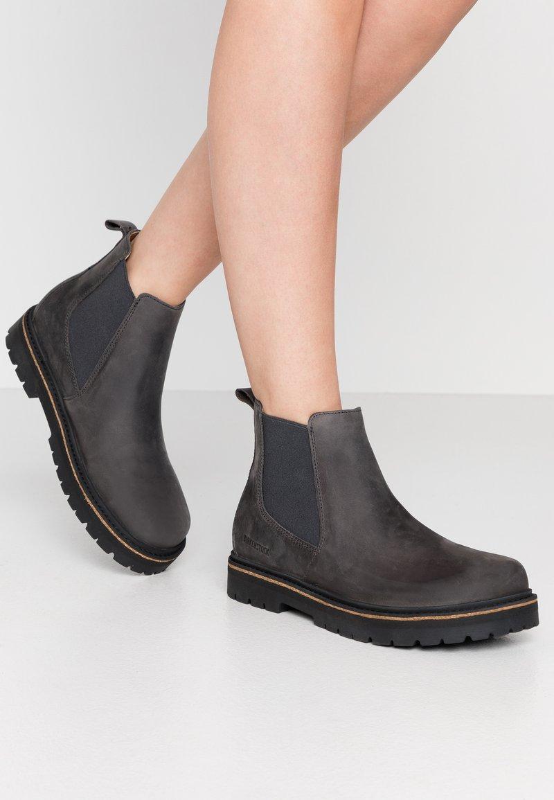 Birkenstock - STALON - Ankle boots - graphite