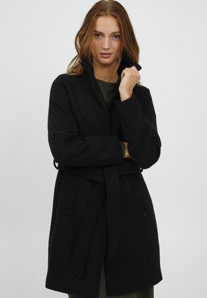 BYCILIA  - Klasyczny płaszcz - black