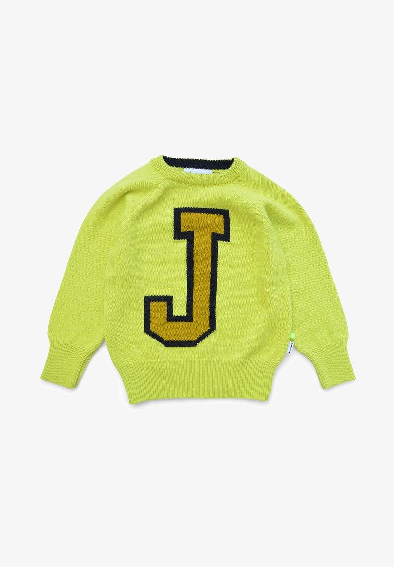 jooseph's - LOUIS - Jumper - lime light